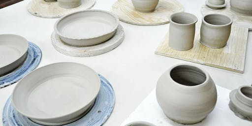 Intro to Pottery | 3rd Session SOLD OUT