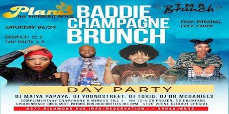 Baddie Champagne Brunch & Day Party tickets