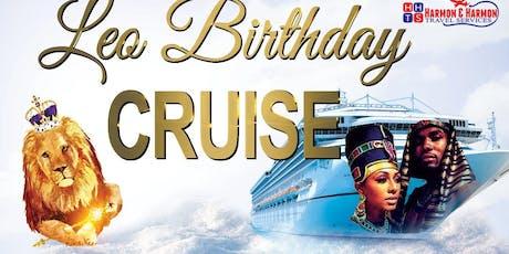 Leo Cruise Bash 2020 tickets