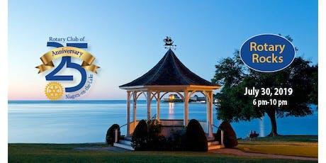 Rotary Rocks Picnic - 25th anniversary tickets