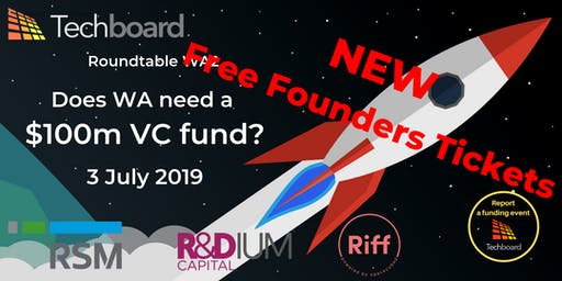 Techboard Roundtable: Does WA need a $100m VC fund?