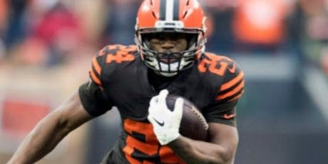 An evening with Nick Chubb!! tickets