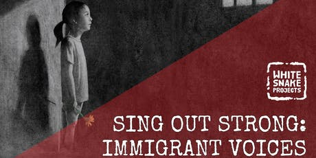 Sing Out Strong: Immigrant Voices tickets