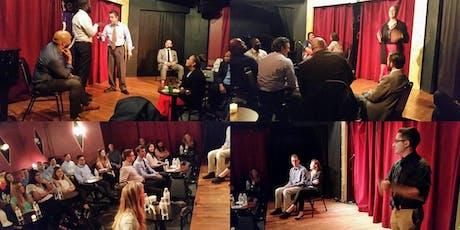 Sundays 1:30p Musical Improv Comedy Jam Times Square NYC tickets