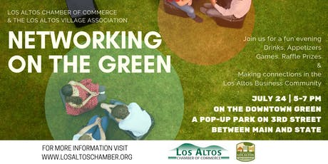 Networking on the Green tickets