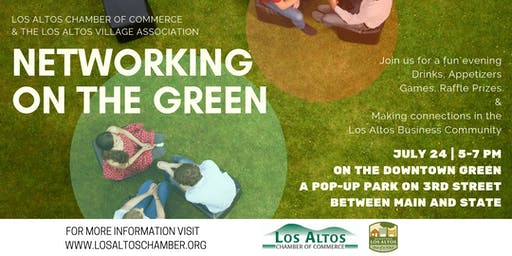 Networking on the Green