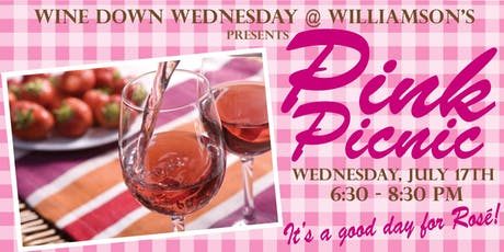 Wine Down Wednesday ~ Pink Picnic tickets