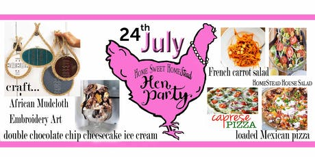 July Hen Party tickets