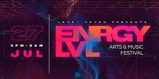 ENRGY LVL 2019 - Arts & Music Festival