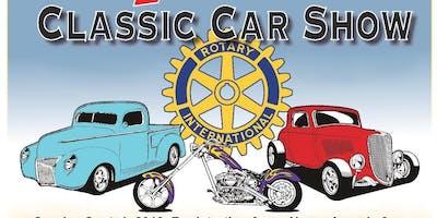 Dublin AM Rotary & Historic Dublin Business Association Classic Car Show