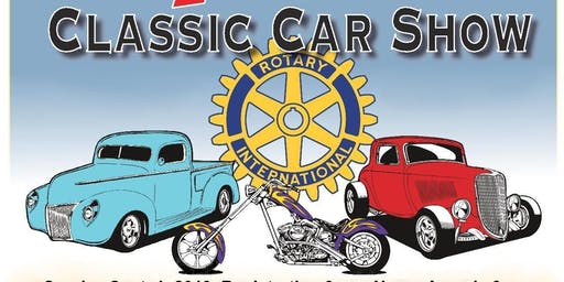 Dublin AM Rotary Classic Car Show
