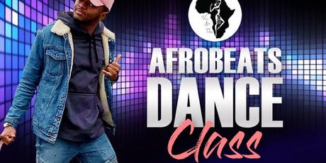 Afrobeats Dance Class With PINKHAT tickets