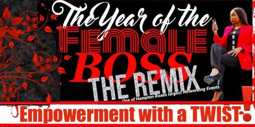 The Female Boss REMIX Conference
