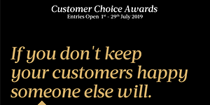 2019 Customer Choice Awards
