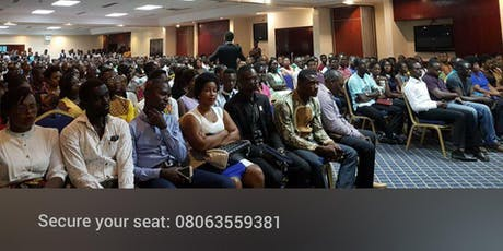 Portharcourt Mega Business Opportunity Meeting - JULY 20 tickets