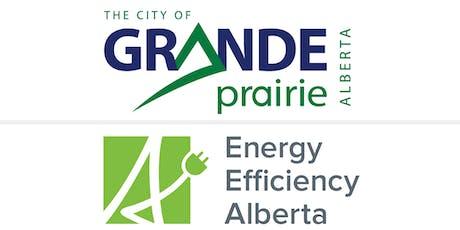 Growing the Energy Efficiency Industry in the Grande Prairie Region tickets