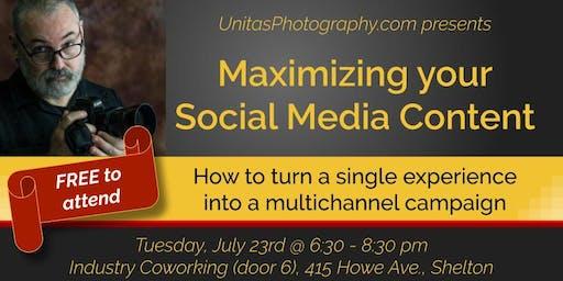Maximizing Your Social Media Content