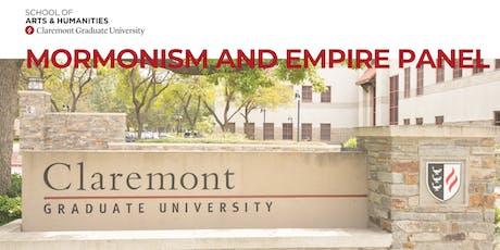CGU Mormonism and Empire Panel  tickets