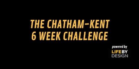 THE CK 6 WEEK CHALLENGE ORIENTATION tickets