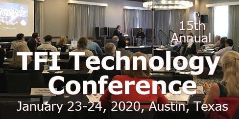 TFI Technology Conference Jan 23-24, 2020