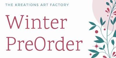WINTER PREORDER