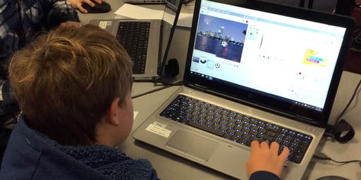 CodeByters Club @ Lincoln Library