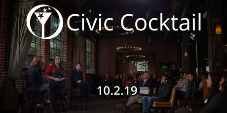 Civic Cocktail: October 2 tickets