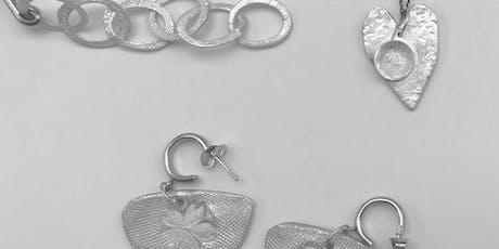 Art Clay Silver Jewellery Workshop tickets
