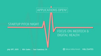 Startup Pitch Night: Focus on MedTech & Digital Health tickets