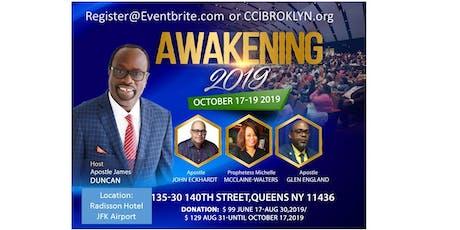 Awakening Conference 2019 tickets