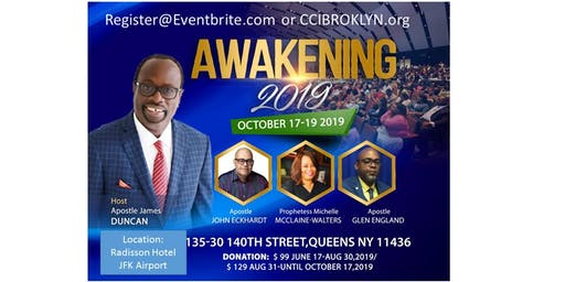 Awakening Conference 2019