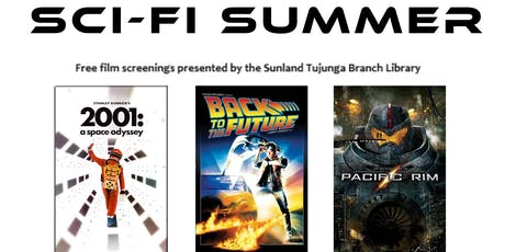 SCI-FI SUMMER - Sci-Fi Movies at the Library tickets
