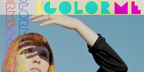 Workshop Melissa Color Me (Manhã) ingressos