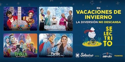 SELECTRITO - CONGELADOS, una aventura musical