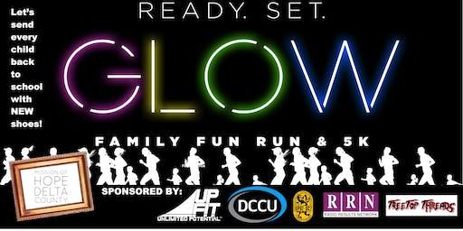 GLOW Family Fun Run / Walk & 5K