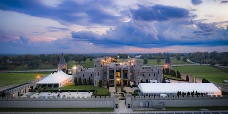 Castle Tour & Rooftop Dinner @ The Kentucky Castle tickets