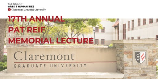 17th Annual Pat Reif Memorial Lecture Featuring Kim Harris