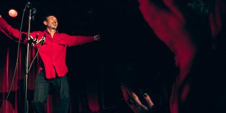 JONATHAN RICHMAN Ft. Tommy Larkins On The Drums:: Sebastiani Theatre Sonoma 10/24 tickets