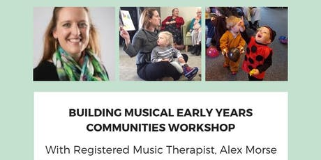 Music in the Early Years Workshop tickets
