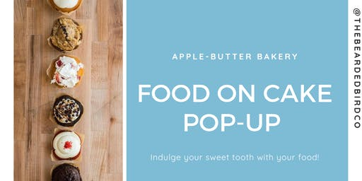 FOOD ON CAKE POP-UP