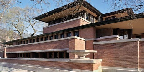 Guided tour of the Frank Lloyd Wright's Robie House & Marz Brewery tickets