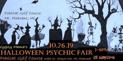 GMPF's Halloween Psychic Fair-Mt. Pleasant