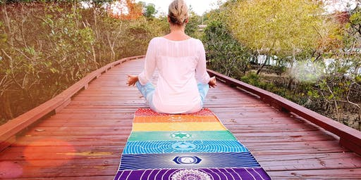 Manage Stress and Anxiety with Chakra Balancing