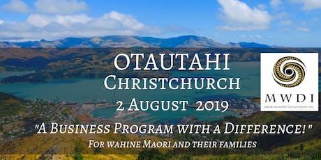 MWDI HineBoss - Christchurch  tickets