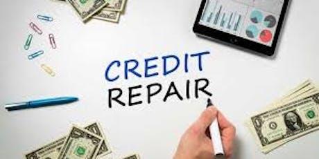 Credit Repair Class tickets