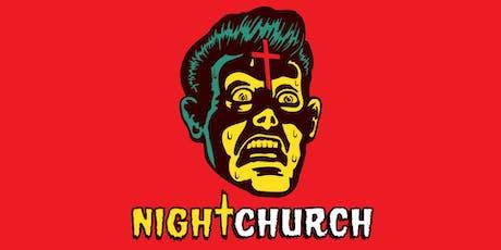 Nightchurch XXXI: All Killer No Filler tickets