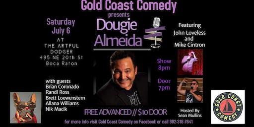 Comedy night with Dougie Almeida