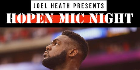 Hopen Mic Night tickets