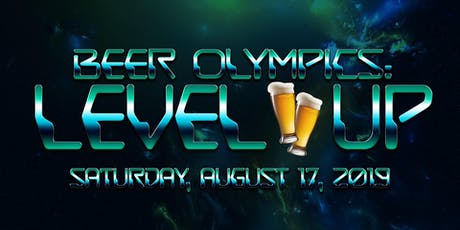 Beer Olympics: Level Up tickets