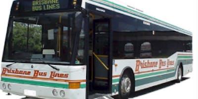 Bus trip to Toowoomba